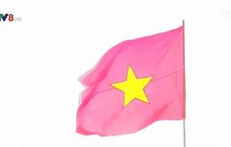 Thiêng liêng lễ chào cờ đầu năm tại Mũi Đại Lãnh