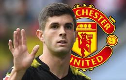 Chuyển nhượng bóng đá quốc tế ngày 13/01/2018: Man Utd vượt mặt Liverpool để có tài năng trẻ của Dortmund