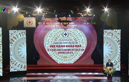 Chủ tịch nước đánh giá cao công tác của Hội Chữ thập đỏ Việt Nam