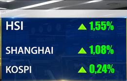 Thị trường châu Á mở đầu năm mới thuận lợi