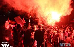 Huy động 500 cảnh sát giữ trật tự sau chiến thắng của U23 Việt Nam