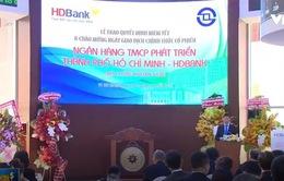 Cổ phiếu ngân hàng HDBank niêm yết lên sàn HOSE