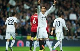 """""""Giấc mơ"""" Ronaldo của Manchester United bị dập tắt"""
