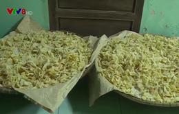 Làng nghề bánh mứt ở Huế vào vụ Tết