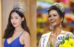 Hoa hậu Đại dương gửi tâm thư động viên tân Hoa hậu Hoàn vũ H'hen Niê