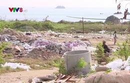 Đất dự án Khánh Hòa biến thành...bãi rác !