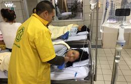 Uống thuốc giảm cân, một phụ nữ nguy kịch phải nhập viện