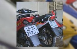 Phú Yên bắt vụ sản xuất và làm giả giấy tờ xe máy tinh vi