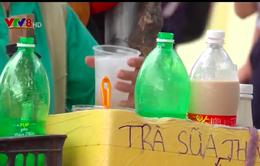 Tràn lan thị trường trà sữa ở miền Trung