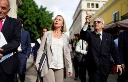 Đại diện cấp cao EU thăm Cuba