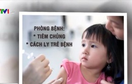 Cách chăm sóc trẻ bị cúm