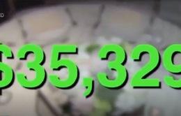 Người Mỹ chi bao nhiêu tiền để tổ chức đám cưới?