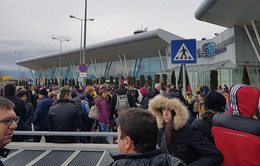 Sân bay lớn nhất Bulgaria phải sơ tán vì đe dọa có bom