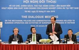 DN châu Âu đánh giá cao dự thảo mới nhất sửa đổi Nghị định 38 về an toàn thực phẩm