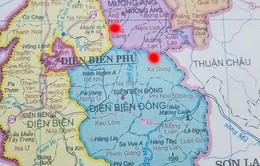 Điện Biên xảy ra động đất lần thứ hai trong năm 2018