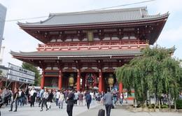 Phong tục đi lễ chùa ngày đầu năm ở Nhật Bản