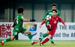VIDEO: Xem lại tổng hợp diễn biến trận tứ kết U23 Iraq - U23 Việt Nam