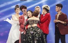 Hòa Minzy, Giang Hồng Ngọc, Erik, Đức Phúc giành vé vào Chung kết Cặp đôi hoàn hảo