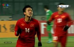 TRỰC TIẾP BÓNG ĐÁ U23 Iraq 3-3 U23 Việt Nam: Phân định bằng loạt đá luân lưu
