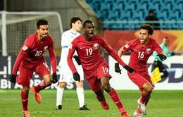 TRỰC TIẾP BÓNG ĐÁ U23 Qatar - U23 Palestine: 18h30 hôm nay (19/1) trực tiếp trên VTV6)