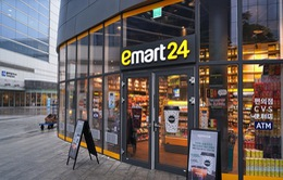 Hàn Quốc thử nghiệm cửa hàng tiện lợi tự phục vụ