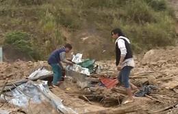 Quảng Nam: Nhiều khu dân cư có nguy cơ sạt lở