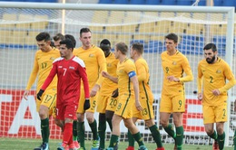 VCK U23 châu Á, U23 Australia 3-1 U23 Syria: Chiến thắng thuyết phục