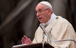 Giáo hoàng kêu gọi ủng hộ đối thoại trên Bán đảo Triều Tiên