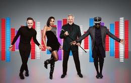 """The Voice trở lại """"gây bão"""" truyền hình Anh"""