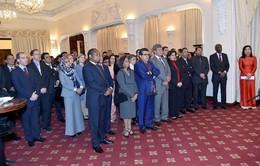 Thắt chặt quan hệ gắn bó giữa Bộ Ngoại giao và cơ quan báo chí nước ngoài