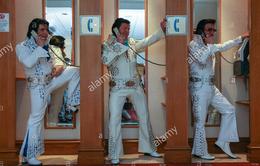 Gần 100 thi sính tham gia giải Vô địch Elvis châu Âu