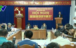 Quảng Nam tổ chức hội nghị giao ban báo chí