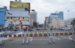Đà Nẵng: Thí điểm tổ chức giao thông nút giao thông phía Tây cầu Sông Hàn