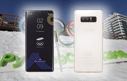 Samsung tặng 4.000 chiếc Galaxy Note 8 đặc biệt cho Olympic mùa Đông
