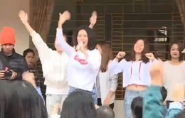 Việc tử tế: Nhảy cùng người khuyết tật