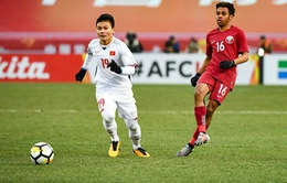 TRỰC TIẾP BÓNG ĐÁ U23 Qatar 1-0 U23 Việt Nam: Hiệp 2
