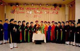 CLB quan họ Kinh Bắc tại Czech kỷ niệm 6 năm thành lập