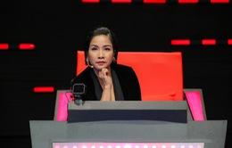 Mỹ Linh không xem lại chương trình mình làm giám khảo vì... sợ