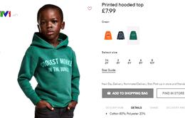 Hãng thời trang H&M vướng bê bối