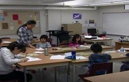 Trẻ em Trung Quốc làm bài về nhà gấp 3 lần mức trung bình thế giới