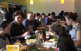 Nhà hàng dạy nấu món ăn Việt Nam tại Pháp