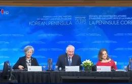 Siết chặt kiểm soát hàng hải với Triều Tiên