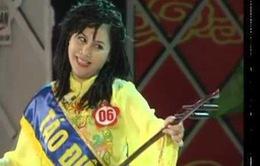 Xem lại màn hát xẩm hay xuất sắc của Táo Minh Hằng ở Táo quân 2009