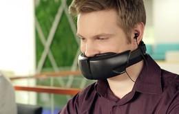Hushme - Thiết bị cách âm cho người nói chuyện điện thoại