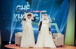 Ghế không tựa: MC Công Tố và Nguyễn Trần Trung Quân làm cô dâu?