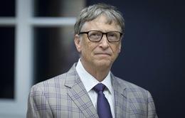 Bill Gates bị bỏ xa trong cuộc đua người giàu nhất thế giới