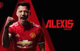 Man Utd định ngày ra mắt số 7 Alexis Sanchez