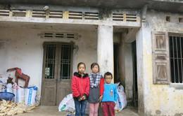 Sáu mẹ con sống lay lắt trong căn nhà cấp bốn sắp sập