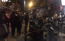 Người dân Hà Nội phải chịu giá vé gửi xe lên đến 70.000 đồng khi đi đón năm mới