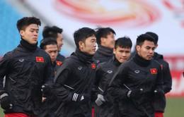 """Từ Thường Châu: HLV Park Hang-seo """"ép"""" U23 Việt Nam mặc ấm, """"áp"""" chế độ dinh dưỡng đặc biệt"""